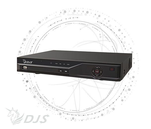 8 Channel IVS Digital Video Recorder
