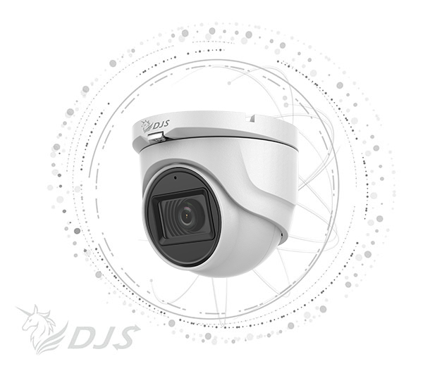 2 MP Audio IR Dome Camera