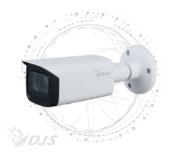 AI 2MP IR Vari-focal Bullet Network Camera