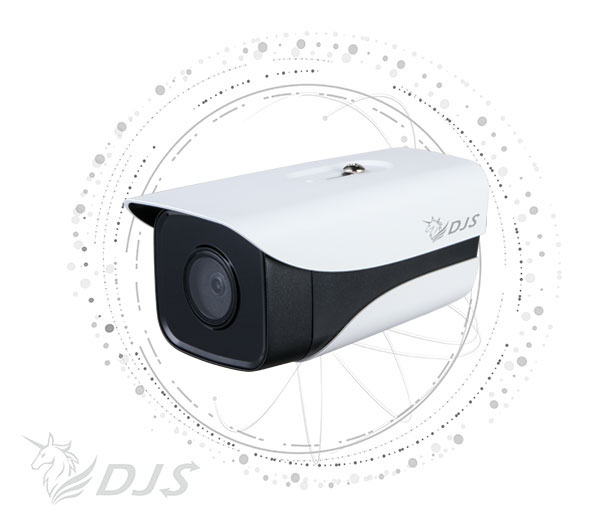 AI 2MP IR Bullet Network Camera